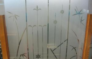 Frosted Window Glass (JINBO) pictures & photos
