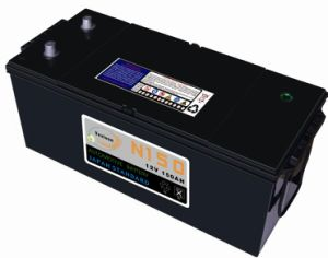 12V Lead Acid Maintenance Free Battery pictures & photos