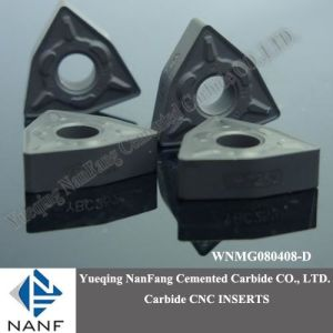 CNC Carbide Inserts (WNMG080408-DM)