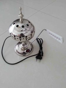 Electric Incense Burner with LED Lights