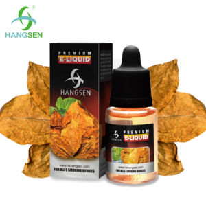 Hangsen Premuim E-Liquid Eliquid for E Cigarette Smoking pictures & photos