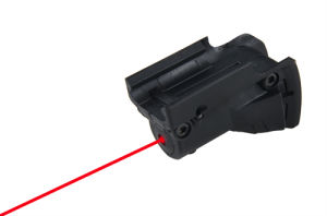 Barak Pistols Red Laser Device with Lateral Groove Laser Aim pictures & photos