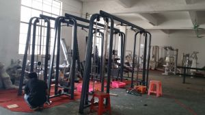 Pass SGS Gym Machine / Cable Crossover Fitness Equipment pictures & photos