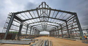 Pre Engineering Large Steel Structure Building pictures & photos