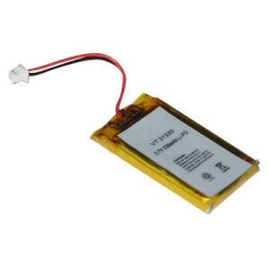 Polymer Li-ion Rechargeable Battery 074254P 1600mAh 3.7V