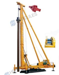 Multifunction Pile Driving Machine Manufacturer in China pictures & photos