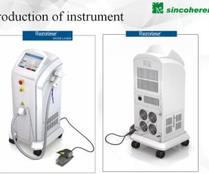 Beauty Salon Hair Removal Laser Machine pictures & photos