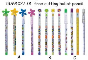 Free Cutting Bullet Pencil (TRA91027-01)