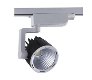 30W Lfl-COB1042 COB LED Track Spot Light pictures & photos