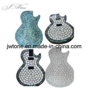 Real Abalone Inlay Lp Electric Guitar (JW-TT061) pictures & photos