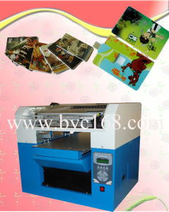 PVC Card Digital Color Printing Machine pictures & photos