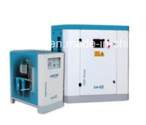 Medical Rotary Tank Mounted Air Scroll Oil Free Compressor (KDR508D-50) pictures & photos