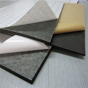 Perfect Adhesive NBR Rubber Foam for Automotive pictures & photos
