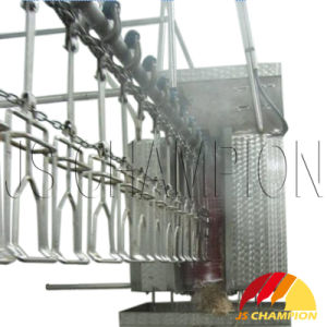 Hanging Shackles Washing Machine for Poultry Slaughterhouse pictures & photos
