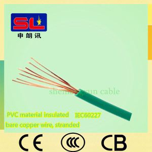 450/750V 4.0mm Single PVC Insulated House Wire