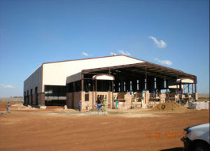 Steel Structure Buildings with Godown pictures & photos