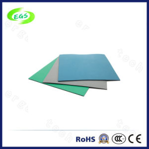 ESD Rubber Table Mat Green Blue Gray Factory OEM pictures & photos
