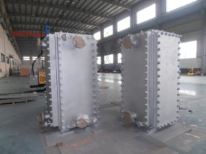Disassembly Block Welded Plate-Type Heat Exchanger