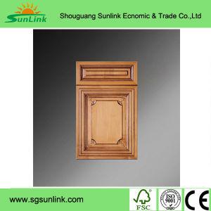 Vinyl Wrap Kitchen Cabinet Door for Shaker Doors Styles (xs-003) pictures & photos