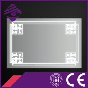 Jnh258 Bathroom LED Lighted Wall Furniture Mirror with Touch Screen