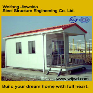 Transportable Prefabricated House (Model016) pictures & photos