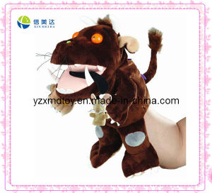 Funny Custom Cheap Plush Animal Shaped Hand Puppet pictures & photos