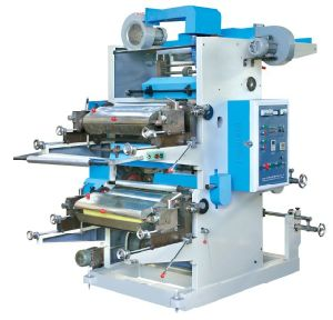 Two Color Flexography Printing Machine (YT-2600/2800/21000)