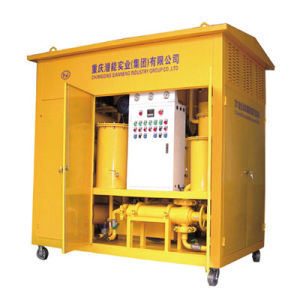 ZYC High Efficient Vacuun Transformer Oil Purification Series