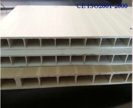 WPC Decking Board Production Line (sj65/132) pictures & photos