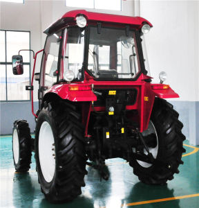 China 90HP Tractor 4WD