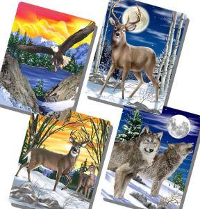 Panel Print Polar Fleece Throw pictures & photos