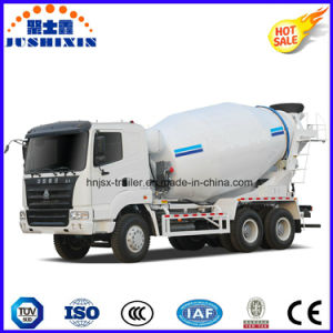 12 Cubic Foton Auman 6X4 Concrete Mixer Truck pictures & photos