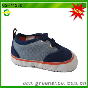 Most Cheap Direct Fatory Hot Popular Happy Baby Shoes pictures & photos