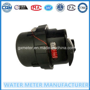 Plastic Volumetric Rotary Piston Water Meter (Dn15-25mm) pictures & photos