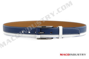 Men′s Casual Leather Belt (Mu46)