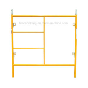 Frame System Scaffolding H Fame Construction Equipment pictures & photos
