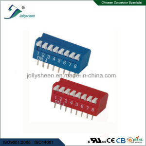 DIP Switch Profile Button Straight Type pictures & photos