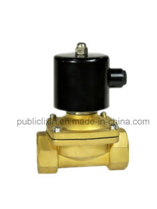 Electric Solenoid Valve Water Air Nc 2W200-20 Option DC/AC Airtac pictures & photos