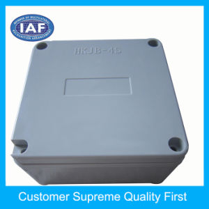 ABS Plastic Electronic Junction Box with Terminal Block pictures & photos