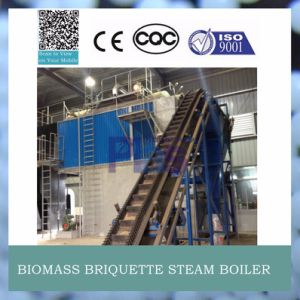 Biomass Briquette Boiler for EPS Machines pictures & photos