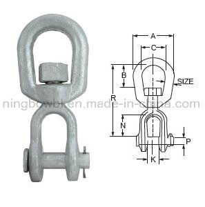 G403 Jaw End Swivel with High Quality pictures & photos