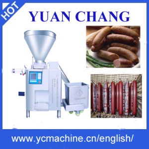 New Promotion Automatic Sausage Stuffing Machine pictures & photos