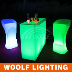 More 300 Designs LED Furniture LED KTV Bar Counter Table Chair Furniture pictures & photos