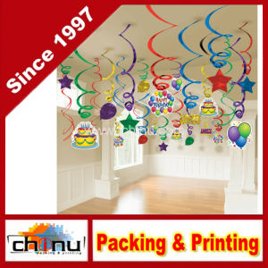 Balloon Fun Mega Value Pack Swirl Decorations (420054) pictures & photos