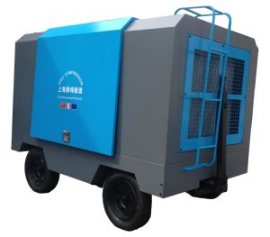 Xrhs836 Atlas Copco Diesel Screw Compressor pictures & photos