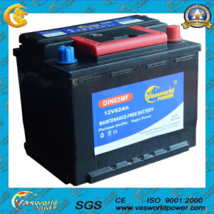 DIN60 Sealed Mf Automobile Battery 56069mf pictures & photos
