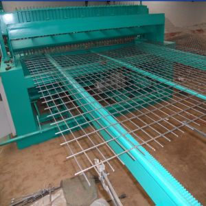 Welded Mesh Sheet Machine pictures & photos
