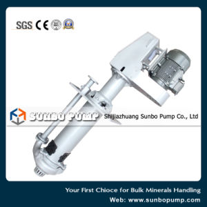 Heavy Duty Tailing Vertical Slurry Pump pictures & photos