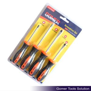 4PCS Screwdriver with Good Quality (T02146) pictures & photos