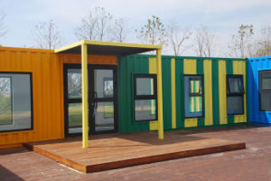 Simple Decorated Modular Portable Standard Container House pictures & photos